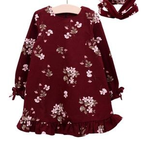 Other - NWT Autumn Tree Red Dress